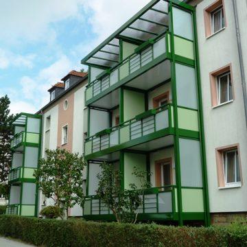 2016   07580 Ronneburg, Schillerstraße 2, 4, 6