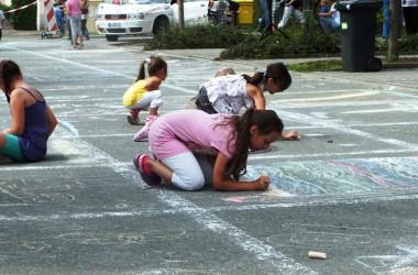 10. Straßenmalfest