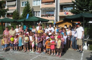 8. Straßenmalfest