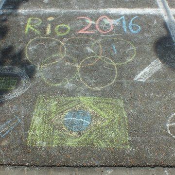 13. Straßenmalfest in 2016