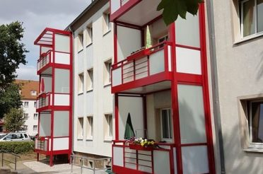 2018 | Schillerstraße 3, 5 / Schillerstraße 7 / Schillerstraße 9, 11
